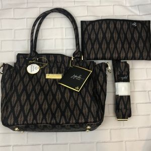 NWT Jujube Be Classy Diaper Bag The Versailles